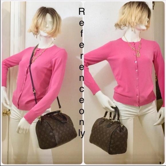 ❌❌Louis Vuitton Monogram Speedy 25 Handbag 👜Black